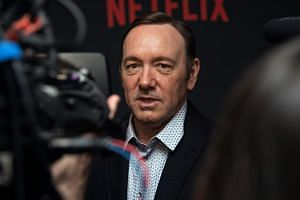 Kevin Spacey (pictured) became embroiled in controversy last year when actor Anthony Rapp accused him of trying to seduce him in 1986 when Rapp was 14.
