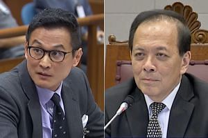 Mr Charles Chong said Dr Thum Ping Tjin had chosen to use the select committee on deliberate online falsehoods to make a political point about Operation Coldstore - a security operation that took place 55 years ago, long before the Internet existed.