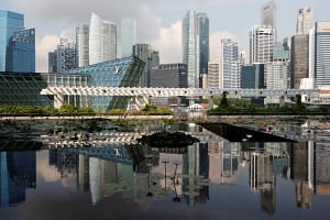 The aim is to position Singapore as a key node for technology, innovation and enterprise in Asia and around the world.