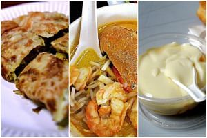 Murtabak, beancurd and Katong laksa are the reasons eateries are engaging in food fights.