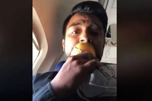 Southwest Airlines passenger Marty Martinez was attacked on social media for live streaming what he thought were the last moments of his life.