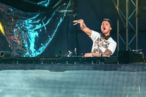 Swedish DJ Avicii was found dead in Oman, on April 20, 2018.