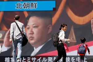 North Korea's leader Kim Jong Un said it was now time to adopt a