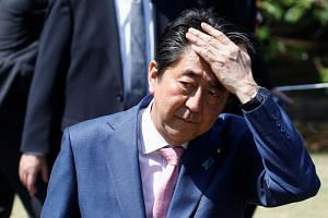 Prime Minister Shinzo Abe's odds of becoming the country's longest-serving premier have fallen as scandals resurface five months before a key leadership vote.