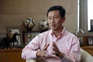 Minister Ong Ye Kung will take over the schools portfolio from Mr Ng Chee Meng on May 1.