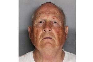Joseph James DeAngelo is accused of committing 45 rapes and scores of home invasions in a crime spree during the 1970s and 1980s.