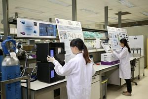 The PuRPOSE Programme's Joint Laboratory, located at Biopolis, was launched on April 30 to improve the treatment of liver cancer.