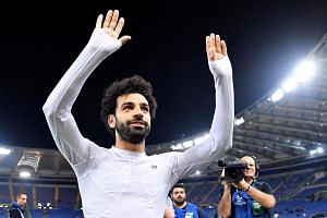 Mohamed Salah has carried Liverpool Football Club to its first Champions League final in more than a decade.