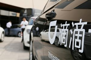 Chinese ride-hailing giant Didi Chuxing later it would suspend the service nationwide for one week while it attempted to address issues that had allowed the suspect to use the account.