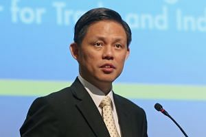 """Our strategic geographical position puts our companies in an excellent position to seize the business opportunities in Asean,"" Minister for Trade and Industry Chan Chun Sing said."