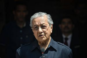 Young Malaysians hope Dr Mahathir Mohamad will put emphasis on Science and Technology, following his appointment as Education Minister.