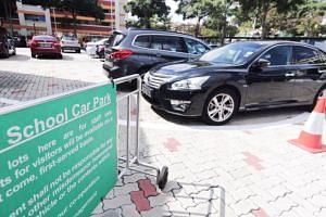 Teachers in primary and secondary schools, as well as junior colleges, will have to pay for parking from August 2018.