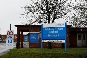 Mr Sergei Skripal has been discharged from Salisbury District Hospital.