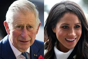 "A statement from Kensington Palace said Prince Charles is ""please to be able to welcome Ms Markle to the royal family in this way""."