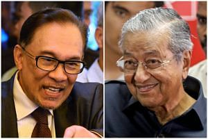 The recent historic general election has thrust Tun Dr Mahathir Mohamad (right) and Datuk Seri Anwar Ibrahim into an uneasy political partnership.