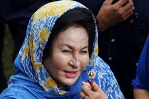 Madam Rosmah in Kuala Lumpur in 2000. The only child of a Malay school headmaster and his teacher wife, she grew up in the small town of Kuala Pilah in Negeri Sembilan. In interviews, Madam Rosmah had gushed about marrying Mr Najib, whom she describe