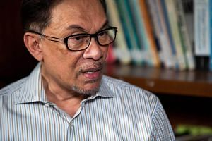 """Mr Anwar Ibrahim said he would """"honour the guarantees"""" for ethnic Malays as set out in the constitution."""