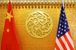 During an initial round of talks this month in Beijing, Washington demanded that China reduce its trade surplus.