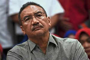 It is believed that leaders like Datuk Seri Hishammuddin Tun Hussein (pictured) and Umno Youth chief Khairy Jamaluddin would help the party gain support again from the youth.