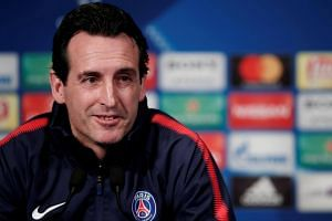 Unai Emery won Ligue 1 and four domestic Cups in two seasons in the French capital before departing earlier in May.
