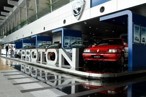 Proton was launched as Malaysia's first national car as part of the country's move into heavy industries in the 1980s.