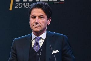 Claims that Mr Giuseppe Conte had exaggerated his CV have delayed his appointment as Italy's premier, the media said.