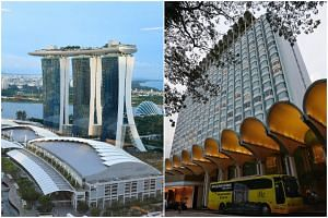 Marina Bay Sands and Shangri-La Hotel had been seen as the likeliest locations for the summit, although the actual venue was never confirmed.
