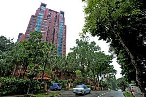 Leonie Gardens, located along 23, 25 and 27 Leonie Hill in District 9, has 71 years remaining on its 99-year leasehold, which expires Sept 14, 2089.