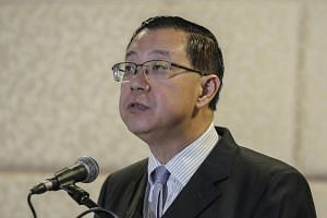 Malaysia's Finance Minister Lim Guan Eng said the government has guaranteed RM38 billion (S$12.78 billion) of 1MDB's debt at the end of 2017.