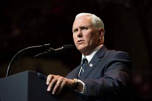 US Vice-President Mike Pence said US sanctions on Venezuela will continue, despite the release of an American and his wife from a Venezuelan jail.