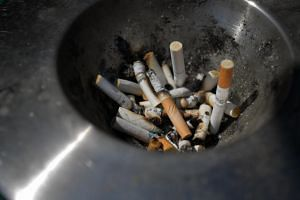 The smoking rate stood at 18.3 per cent in 1992 and dropped to around 12 per cent in 2004. Since then it has hovered between 12 and 14 per cent.
