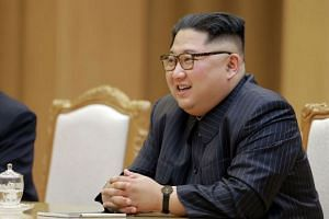 Kim Jong Un said that the DPRK's will for denuclearisation of the Korean peninsula still remains unchanged and consistent and fixed, said the official KCNA news agency on June 1, 2018.