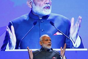 Indian Prime Minister Narendra Modi outlined his regional vision at the annual Shangri-La Dialogue in Singapore, attended by defence chiefs from over 40 countries, including US Defence Secretary Jim Mattis.