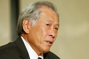 Singapore Defence Minister Ng Eng Hen said Asean will continue to work for multilateral frameworks, and not be one to be put in a position to choose between great powers, on June 3, 2018.