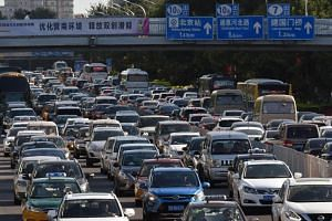 As part of its war on pollution, China has taken more than 20 million outdated vehicles off the roads over the last five years, and the country routinely restricts traffic during smog build-ups.