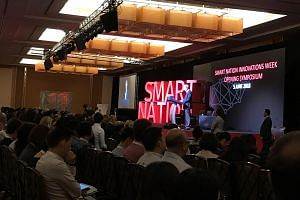 Announcing the blueprint at the inaugural Smart Nation Innovations Week's Opening Symposium on June 5, 2018, Deputy Prime Minister Teo Chee Hean said: