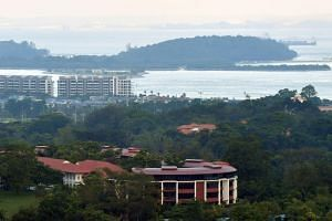 Experts said the choice of the Capella Singapore hotel on Sentosa island to hold the Trump-Kim summit meant that security agencies will have to plan for potential maritime incursions.