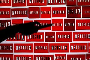 Streaming services like Netflix frequently replace books as a pastime, reported the study.