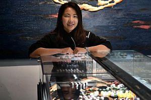Chef Janice Wong.
