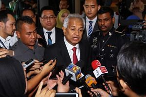 Attorney-General Tommy Thomas said he has signed mutual legal assistance requests from Switzerland, the United States, France and the United Arab Emirates regarding the 1MDB probe.