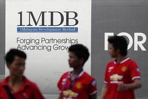"""Finance Minister Lim Guan Eng said a plan was """"on the table"""" to ask all individuals and political parties to return money that came from 1MDB."""