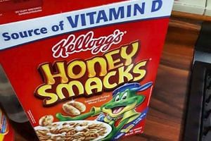 Kellogg has issued a global recall for its Honey Smacks cereal over fears of Salmonella contamination.