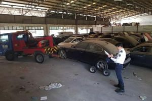 The deregistered vehicles had been either declared as exported or kept beyond the permissible deadline for the vehicles to be disposed, said the Land Transport Authority in a statement on June 18, 2018.