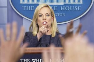 Department of Homeland Security Secretary Kirstjen Nielsen told reporters at a White House briefing that the administration was only strictly enforcing the law.