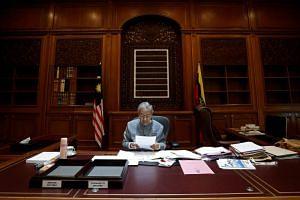 Malaysia's Prime Minister Mahathir Mohamad said that investigators already