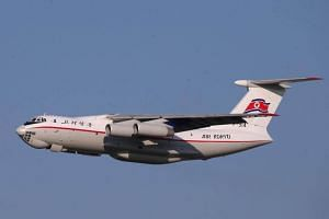 North Korea's Air Koryo has been allowed to offer flights between Xi'an in China and Pyongyang from July.