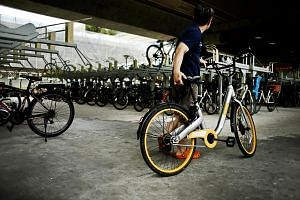 oBike, which began operations in Singapore in January last year, had told the media in January this year that it had about 14,000 bicycles and one million users.