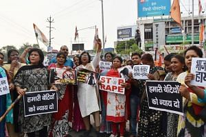 Crimes against women in India spiked more than 80 percent between 2007 and 2016, according to government data.