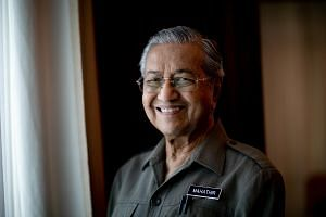 Prime Minister Mahathir Mohamad has kept to his word of 28 ministers in his Cabinet, together with 24 deputy ministers.