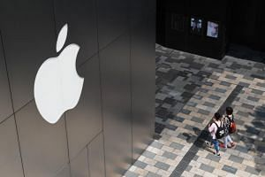 Apple made US$44.8 billion in China in the last fiscal year.